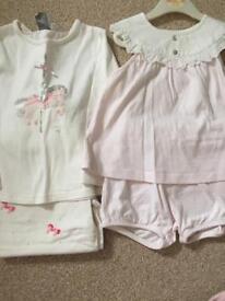 Girls designer clothes age 2-3