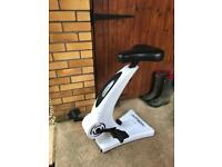 Sit n cycle exercise bike and trainer