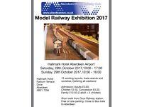 Aberdeen Model Railway Club 2017 Model Railway Exhibition