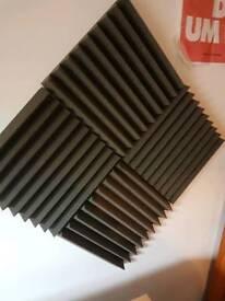 26 Acoustic Treatment Foam Panels