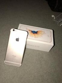 iPhone 6s 16gb,Champagne Gold