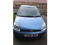 2004(53) FORD FIESTA LX 1.4 - BLUE - GREAT RUNNER - GOOD COND INSIDE AND OUT