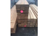 Decking boards 28mmx145mm 2.4m(8ft),1.5m(5ft),1m(3ft)