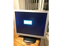 "Samsung 913v 19"" VGA Monitor, with power cable."