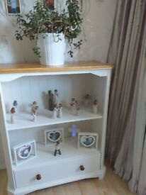 cream and wood furniture