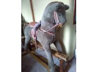 big mamas and papas rocking horse. FREE DELIVERY
