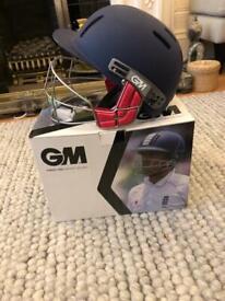 Kids GM Purist Pro Cricket Helmet