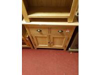 kinsbury small sideboard - oak veneer