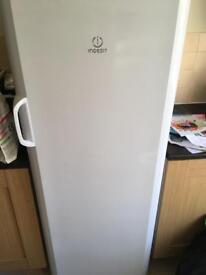 Indesit large fridge