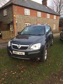 Vauxhall Antara SE 4x4