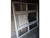 PVC DOOR, FRAME & SIDELIGHTS