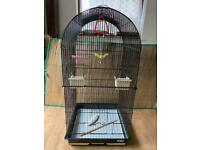 BUDGIE CAGE £15