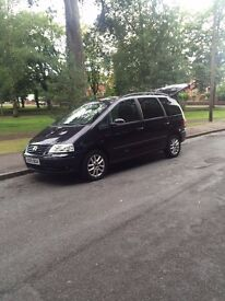 2005 05 Volkswagen Sharan 1.9 Tdi PD Diesel 7 Seater, Good Condition with Service History