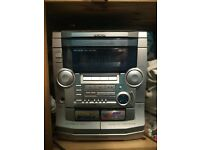 AIWA Stereo Sound system CD player