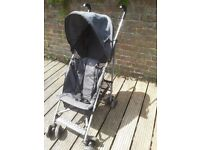 Tippitoes buggy..charcoal black
