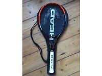 Brand New Head MX Cyber Tour Light Weight Graphite Tennis Racquet