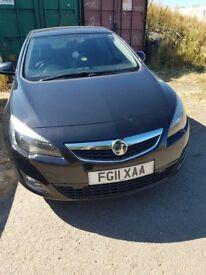 Vauxhall Astra 2.0 SRI