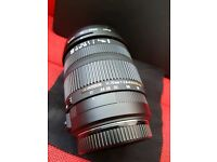Sigma 17-70 f2.8-4 DC Macro OS for Canon Bargain great lens