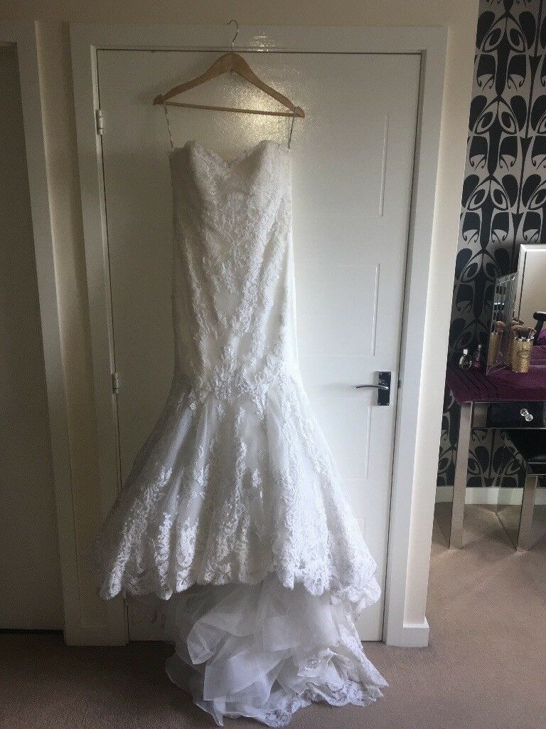 Enzoani Dakota wedding dress | in Knottingley, West Yorkshire | Gumtree