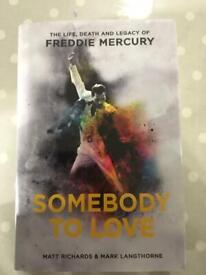 Freddie Mercury Somebody to Love