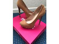 Brand new size 4 stiletto heels