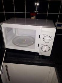 Daewoo microwave oven.