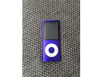 iPod Nano, 8GB 4th Generation, perfect working condition, few tiny marks