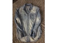 Men's DKNY Denim Shirt