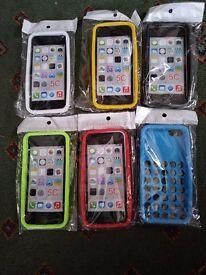 Job Lot of 75 Iphone 5c Cases