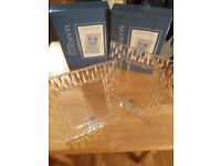Waterford Crystal Photo Frames