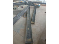 10 x STEEL Joists RSJ - UC UB - H I Beams Lintels - Rolled Steel - Long Lengths, Hornchurch RM11