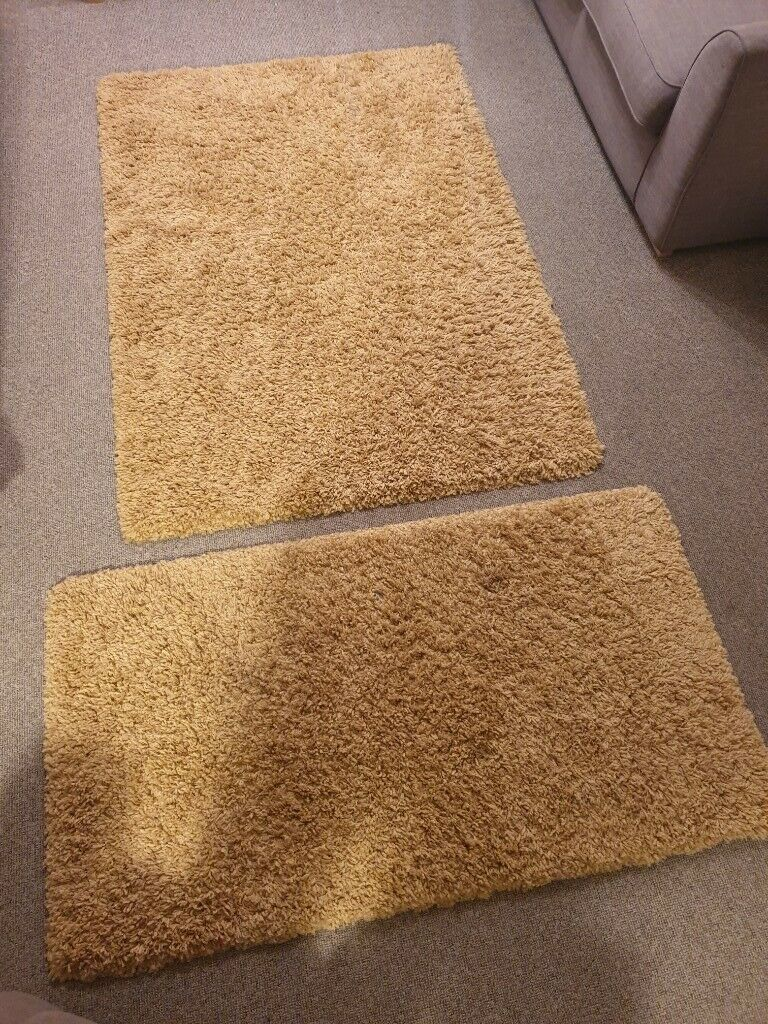 Dunelm Mustard Rugs In Leicester