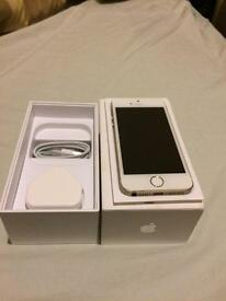iPhone 5s white/gold 16gb on EE