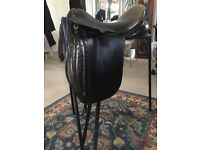 2 English Dressage Saddles for Sale £200 each