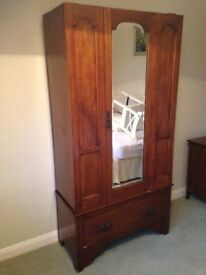 Dressing Table and Wardrobe set
