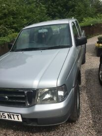 Ford ranger 55 plate pick up