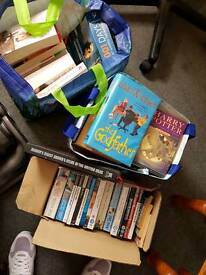 Bundle of books,Dvds and games