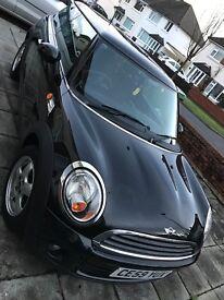 Mini one 1.4 manual petrol