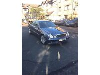 Mercedes e class 280 cdi sport 7 speed automatic 225 bhp