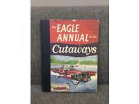 EAGLE ANNUAL OF CUTAWAYS HB BOOK RARE - Vintage retro style boats cars motorcycle boys toys SDHC