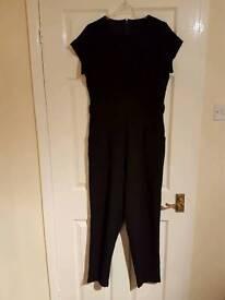 Boohoo jumpsuit size 10
