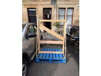 Free Wooden Pallet To Be Collected