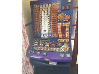 Fruit machines wanted