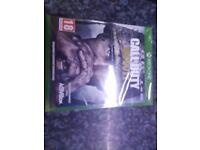 Call of Duty WW2 (Xbox One)