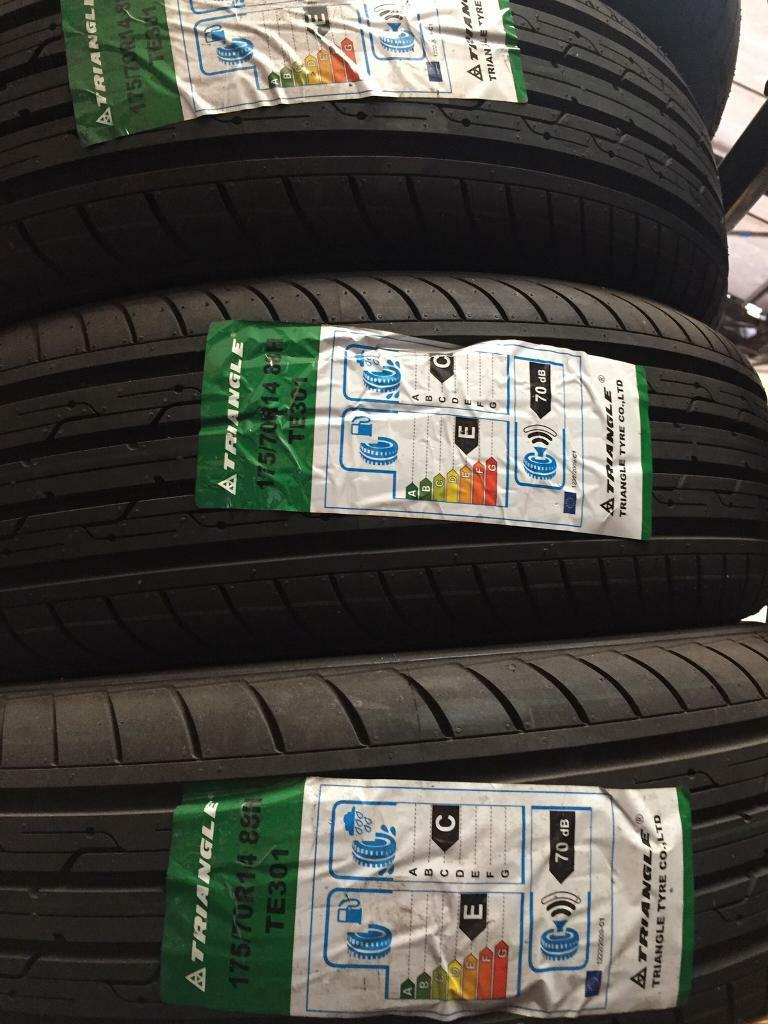 175/70/14 175 70 14 1757014 88H BRAND NEW TYRE TRIANGLE