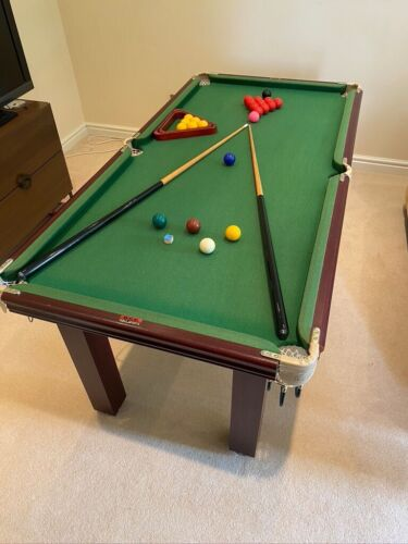 BCE 6ft Pool / Snooker Table
