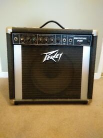 Peavey Backstage Plus 35W Guitar Amplifier