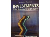 Investments principals and concepts
