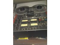 Teac A3340S reel to reel recorder
