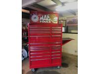 """Mac Tools 41"""" tool box"""